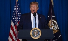 """ترامب: لا نريد الحرب؛ """"فيلق القدس"""" يعد بـ""""جثث أميركية"""" في المنطقة"""