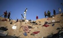 عام 2019: الطيران الإسرائيلي نفذ 1800 غارة بينها 900 بغزة