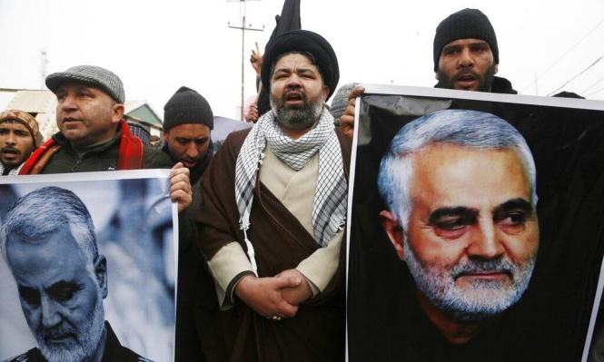 """إسرائيل تحذر """"حماس"""" و""""الجهاد"""" من الرد على اغتيال سليماني"""