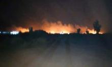 """بغداد: قتلى من """"الحشد الشعبي"""" في قصف جوي"""