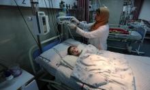 """""""صحة"""" غزة تعلن عن إصابة 200 شخص بالحصبة"""