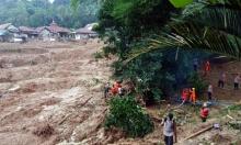 فيضانات في إندونيسيا: 60 قتيلا وعشرات الآلاف في الملاجئ