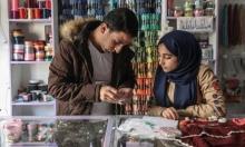 غزّة: شابٌ يمارس مهنة التطريز حفاظًا على التراث الفلسطينيّ