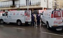 مجد الكروم: إصابة خطيرة لفتى سقط عن دراجة كهربائية