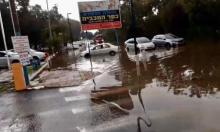 الأحوال الجوية العاصفة: قتيلان وإغلاق طرقات وأضرار بالممتلكات