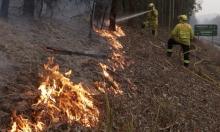 أستراليا تقيم الأضرار الهائلة للحرائق