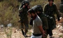 الاحتلال يدشن العام الجديد بـ85 اعتقالا في الضفة