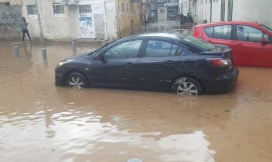 غرق الأحياء العربية في يافا: أضرار جسيمة وتمييز ملموس