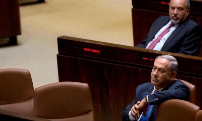 """نتنياهو يُعيّن 4 وزراء؛ ليبرمان: """"عملية اختطاف سياسيّ"""""""