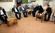 """هنية يترأس وفد """"حماس"""" في جنازة سليماني"""