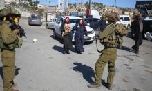 إجراءات عسكرية مشددة ومواصلة الاعتقالات بالضفة والقدس
