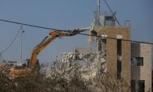 خلال 2019: إقامة 13 بؤرة استيطانية وهدم 686 منزلا للفلسطينيين