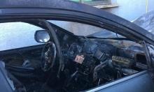 إصابة بإطلاق نار في باقة الغربية وحرق سيارة بسخنين