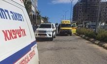 الناصرة: إصابة شخص في جريمة إطلاق نار