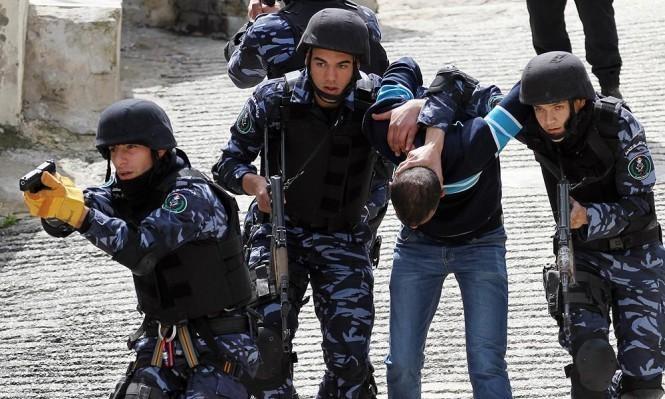 أجهزة أمن السلطة تواصل الاعتقالات السياسية بالضفة