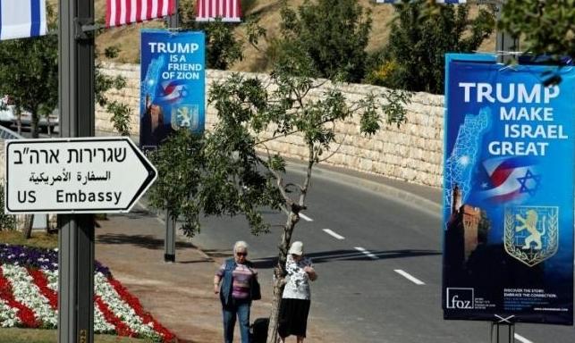 السفارة الأميركية تحذر مواطنيها في إسرائيل من قصف محتمل