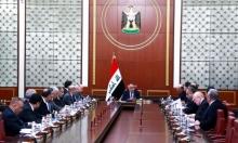 رئيس الوزراء العراقي يؤكد تسلمه رسالة انسحاب الأميركيين من العراق