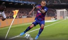 مانشستر يونايتد يقدم عرضا لضم نجم برشلونة