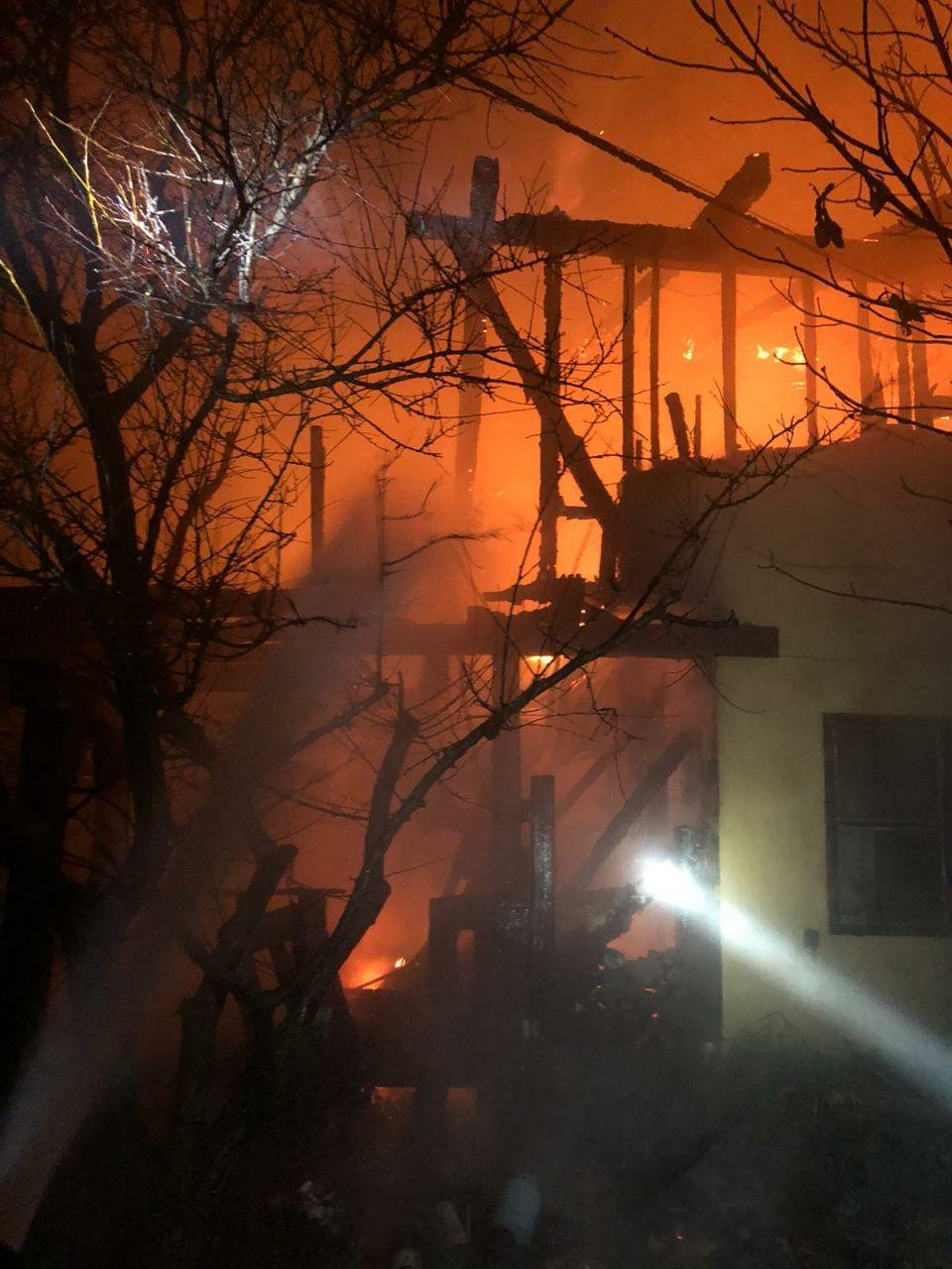 إصابة شخص في حريق بالناصرة