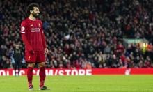 صلاح ينال جائزة هدف الشهر في ليفربول