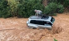 في قلب العاصفة: العثور على جثة شاب جرفته السيول بنهريا