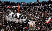 بعد الهجمات الإيرانية على أهداف أميركية: دفن سليماني بمسقط رأسه