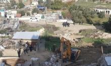 الاحتلال يصادر عشرات الدونمات من حي جبل المكبر في القدس
