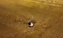 سقوط صاروخين على المنطقة الخضراء وسط بغداد