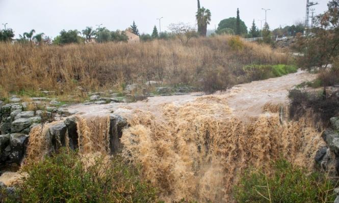 حالة الطقس: عاصف وماطر والتحذير من السيول والفيضانات