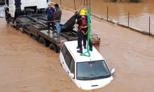 3 ضحايا عرب في السيول منذ بدء العاصفة الجوية