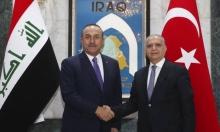 العراق: الحكيم يلتقي أوغلو لتعزيز علاقة البلدين