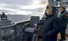 بوتين يشرف على مناورات عسكرية قبالة القرم الأوكرانية