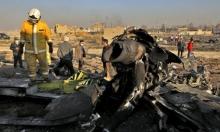 تحقيق أولي: النيران نشبت بالطائرة الأوكرانية المنكوبة قبل سقوطها