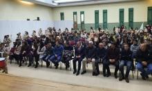 تنظيم مؤتمر شباب ضد العنف في طرعان