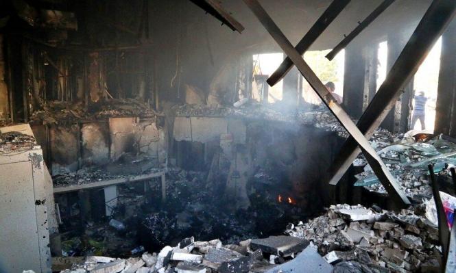 مقتل 8 من الحشد الشعبي بغارات نفذتها طائرات مجهولة شرقي سورية