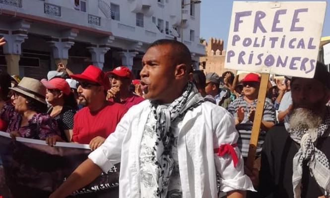 """السجن سنتين لناشط مغربي بسبب منشور على """"فيسبوك"""""""