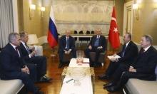 تركيا تطلب من روسيا إقناع حفتر بوقف إطلاق النار