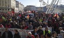 فرنسا: الآلاف ضد قانون التقاعد والشرطة ترد بالقنابل