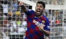 سواريز يثير قلق برشلونة