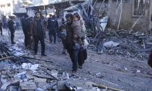 قبل وقف إطلاق النار: 18 قتيلا بغارات للنظام على إدلب