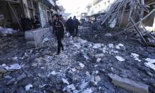 سورية: النظام يطالب المدنيين بالرحيل عن إدلب وريف حلب الغربي