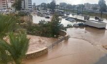 2 مليار شيكل حجم الخسائر جراء الفيضانات في البلاد