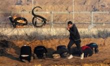 الاحتلال يعتقل ٤ شبان قرب السياج الفاصل شمالي غزة