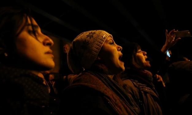 #نبض_الشبكة: تظاهرات في إيران تضامنا مع ضحايا الطائرة الأوكرانية