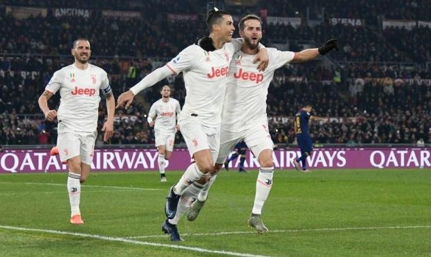 يوفنتوس يتصدر مجددا الدوري الإيطالي