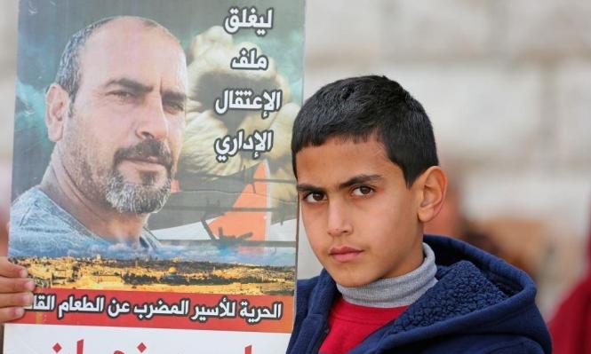 بعد 113 يوما: الأسير زهران يعلق إضرابه عن الطعام