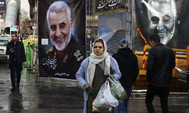 """""""غياب سليماني فرصة لمنع تموضع إيران في سورية والعراق"""""""