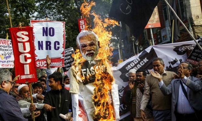 """ولاية هندية ترفع دعوى قضائية ضد قانون """"الجنسية"""" الجديد"""