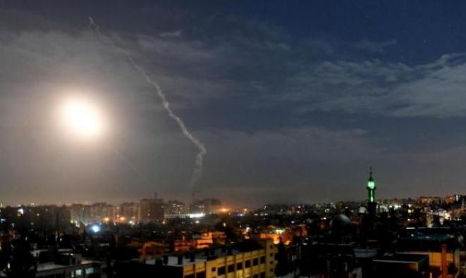 سورية: هجوم إسرائيلي على مطار T4 في ريف حمص