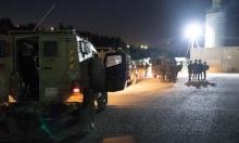 اعتقالات بالضفة ومواجهات ليلية في رام الله